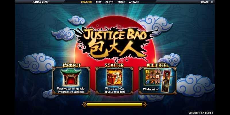 Live22 Slot Justice Bao