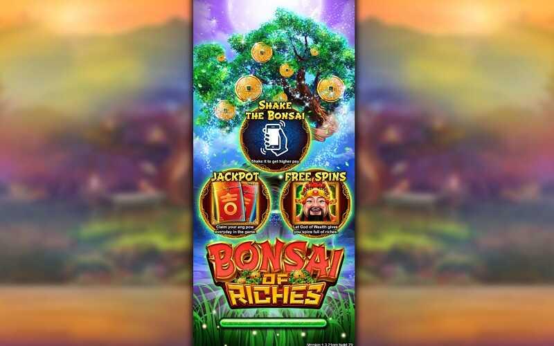 Live22 Bonsai of Riches