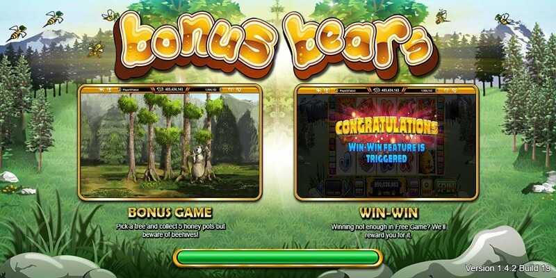 Live22 Slot Bonus Bear
