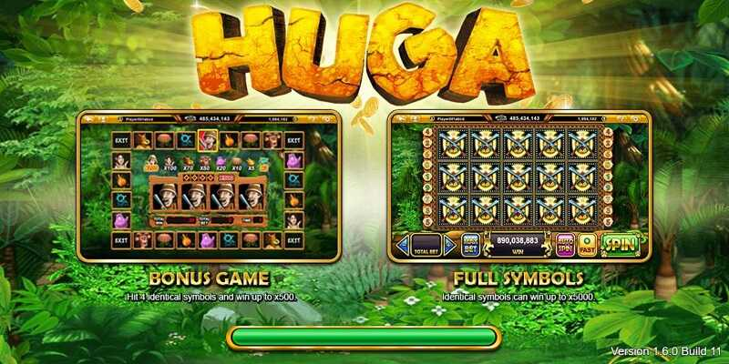 Live22 Slot Huga Game