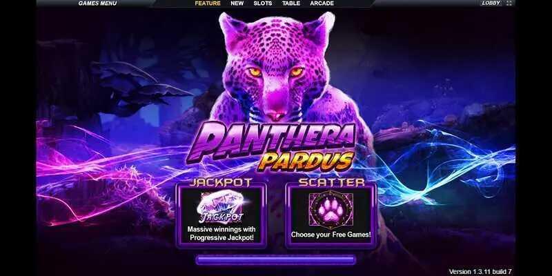 Panthera Pardus Live22 Slot