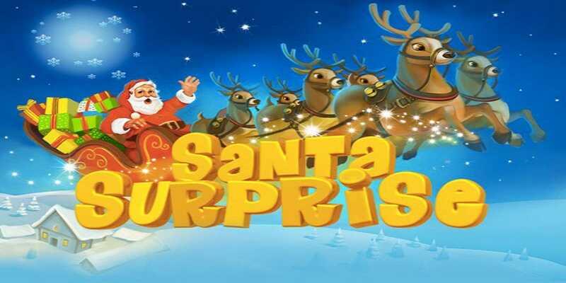 Live22 Slot Santa's Surprise