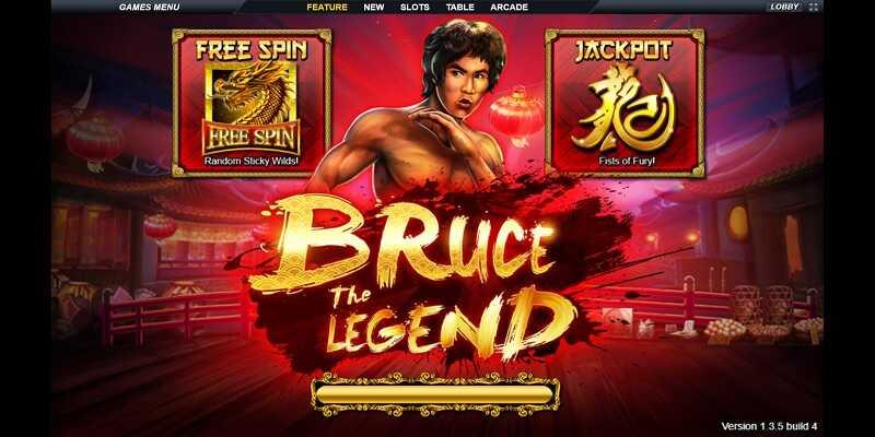 Live22 Bruce the Legend