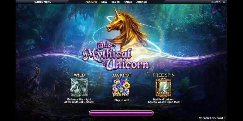 Live22 The Mythical Unicorn