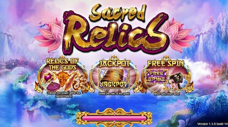 sacred relics live22 สล็อตออนไลน์