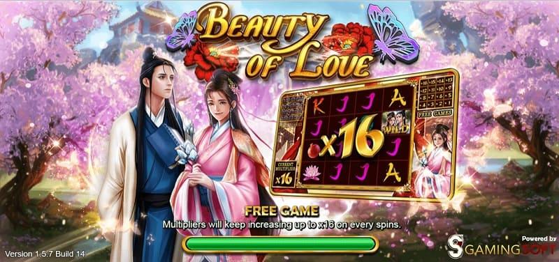 beauty of love slot online live22