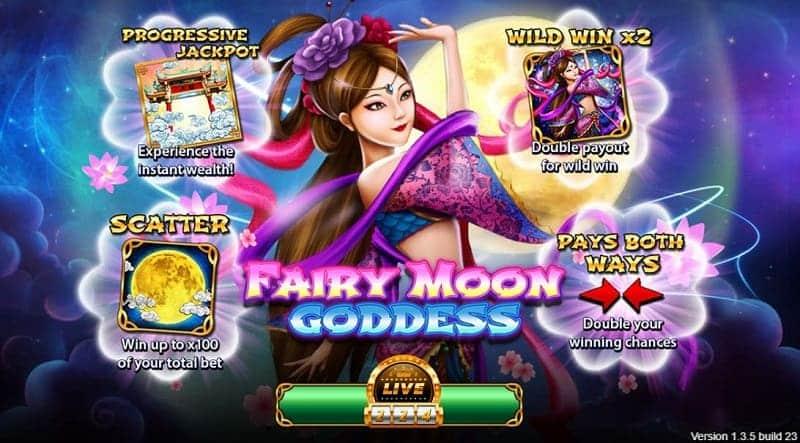 fairy moon goddess live22 สล็อตออนไลน์
