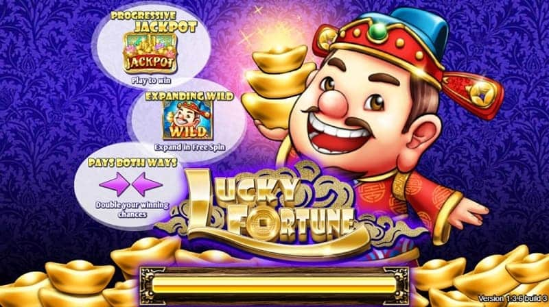 lucky fortune live22 slot