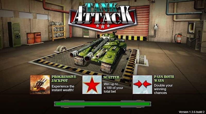 tank attack live22 slot