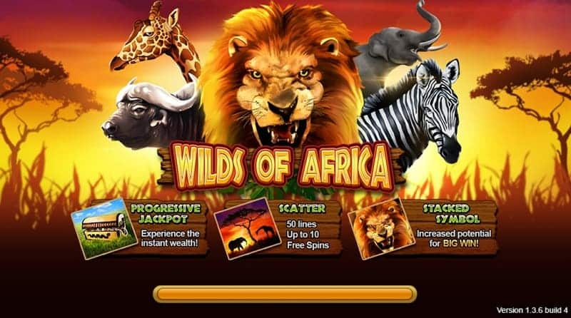 wilds of africa live22 สล็อต