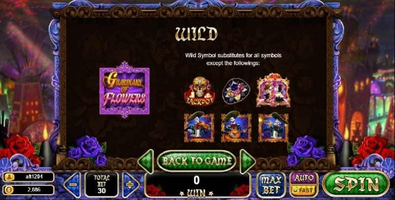 live22 slot guardians of flowes