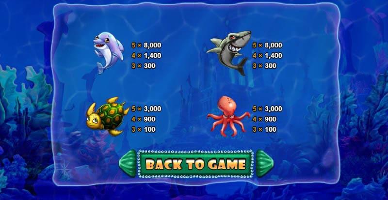 live22 slot ocean trouble