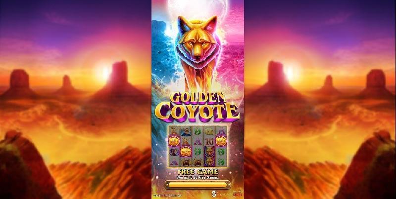 goldeb coyote สล็อต live22